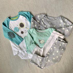 5-Pc Mothercare Sleep Set   12-18M